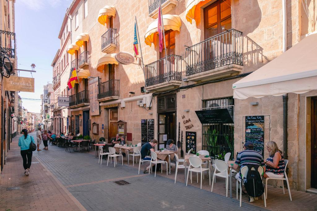 property for sale in denia image of calle loreto